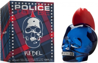 Police To Be Rebel Herr 40ml