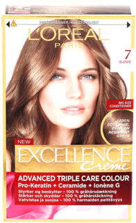 Loreal Paris Excellence Creme 7 Blond