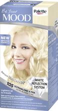 Schwarzkopf MOOD Blonde Hårfärg 105 Ultrablond X-tra