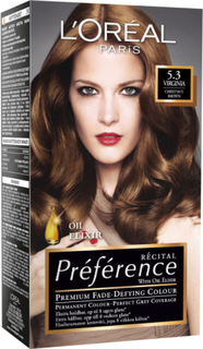 Loreal Paris Recital Preference 5.3 Virginia Ljus Guldbrun