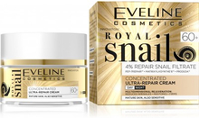 Eveline Royal Snail Ultra-Repair Day & Night Cream 60+ 50 ml