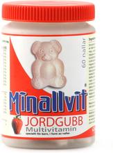 Minallvit Multivitamin | Jordgubb