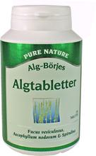 Alg-Börje   Algtabletter