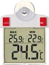 Nature digitalt vinduestermometer 13 x 10 x 3 cm 6080078