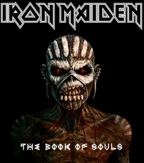 Iron Maiden;The book of souls 2015