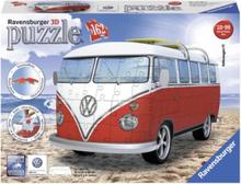3D Puzzle - Volkswagen Bus 3D Palapeli