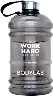 BodyLab Water Bottle Black (2,2 ltr.)