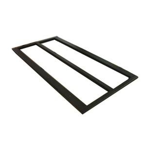 HAY - Loop Stand Support - (Ekstra støtte til Hay - Loop stand table længde 250 cm) - sort