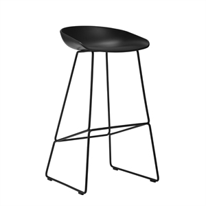 Hay - barstol - About a stool AAS38 - sort
