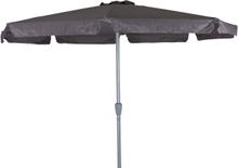 Oatman parasoll Silver/grå 3 m