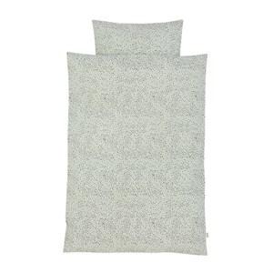 Ferm Living sengetøj - Mint dot bedding - baby - Trendyliving
