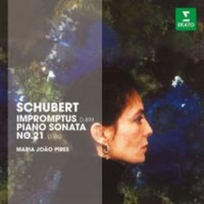 Schubert;Piano Sonata 21 (Pires Maria Joao)