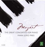 Mozart;Great Piano Concerts (M J Pires)