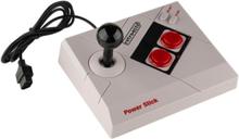 Power Stick NES - Gamepad - Kompatibel med Nintendo NES