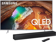 Samsung QE65Q64RATXXC + Samsung HW-N310/XE
