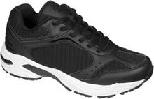 Scholl Sprinter Brisk Walkingskor Black