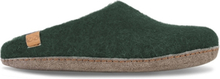 Green Comfort Ulltofflor Olive Green Grey