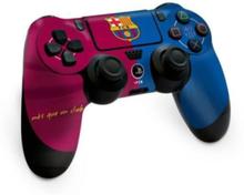 Official Barcelona FC - PlayStation 4 Controller Skin - Tilbehør til spillkonsoll - Sony Playstation 4