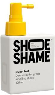 SHOE SHAME Sweet feet Skopleie White