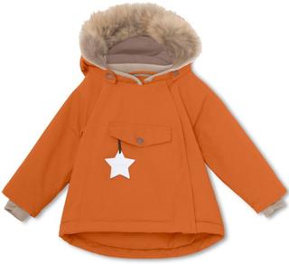 Mini A Ture Wang vinterjakke til barn, orange