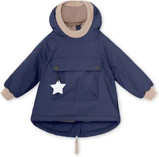 Mini A Ture baby Wen vinterjakke, blå