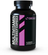 Self Omninutrition Multivitamin, 120 kapslar, Self Vitaminer & Mineraler