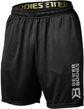 Better Bodies Loose Function Shorts, black, large Shorts herr
