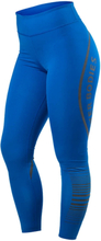 Better Bodies Madison Tights, strong blue, xsmall Träningstights dam