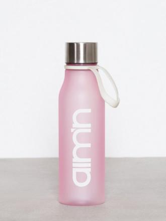 Aim'n Logo Bottle Vattenflaskor Rosa