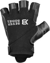 Better Bodies Pro Gym Gloves, black/black, xlarge Träningshandskar unisex