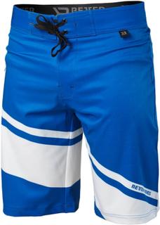 Pro Board Shorts, bright blue, Better Bodies