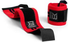 Better Bodies BB Wrist Wrap 18 inch, bright red, Better Bodies Knä & Handledslindor