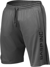GASP No. 89 Mesh Short, grey, large Shorts herr