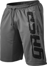 GASP Pro Mesh Shorts, grey, large Shorts herr