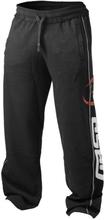GASP Pro Gym Pant, black, large Träningsbyxor herr
