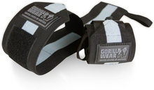Gorilla Wear GW Wrist Wraps Ultra, Gorilla Wear Knä & Handledslindor black/gray