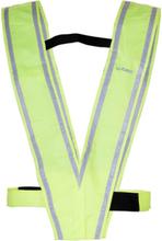 W-TEC Reflective Suspenders, W-TEC MC-tillbehör unisex