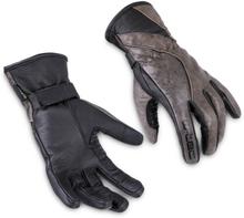 W-TEC MC Handskar Sheyla, brown/black, small MC-tillbehör dam