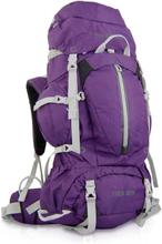 True North Trek 50 Hiking Backpack Lady, lilac, True North Ryggsäckar dam