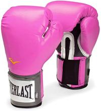 EVERLAST Träningshandskar Pro Style 10 oz rosa