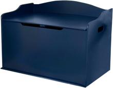 KidKraft Leksakslåda Austin blåbär 76,2 x 45,72 x 53,98 cm