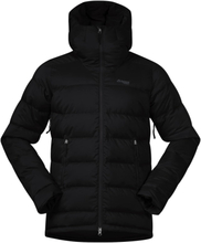 Bergans Men's Stranda Down Hybrid Jacket Herre skijakker fôrede Sort S