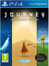Journey - Collector's Edition - Sony PlayStation 4 - Eventyr