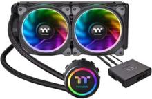 Floe Riing RGB 240 TT Premium Edition CPU-fläktar - Vattenkylare - Max 25 dBA