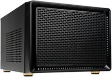 Satellite Mini-ITX - Kabinet - Cube - Sort