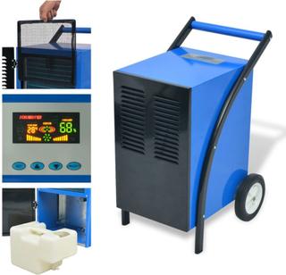 vidaXL Avfuktare med hetgasavfrostning 50 L/24 h 860 W
