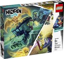 70424 LEGO Hidden Side Gjenferdsekspressen