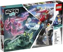 70421 LEGO Hidden Side El Fuegos Stuntbil