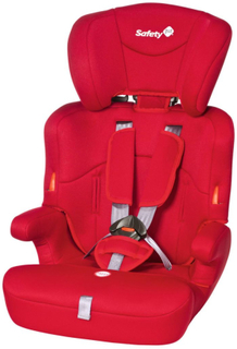 Safety 1st 2-i-1 autostol Ever Safe 1+2+3 rød 85127650