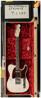 Fender 1963 Relic Telecaster OW